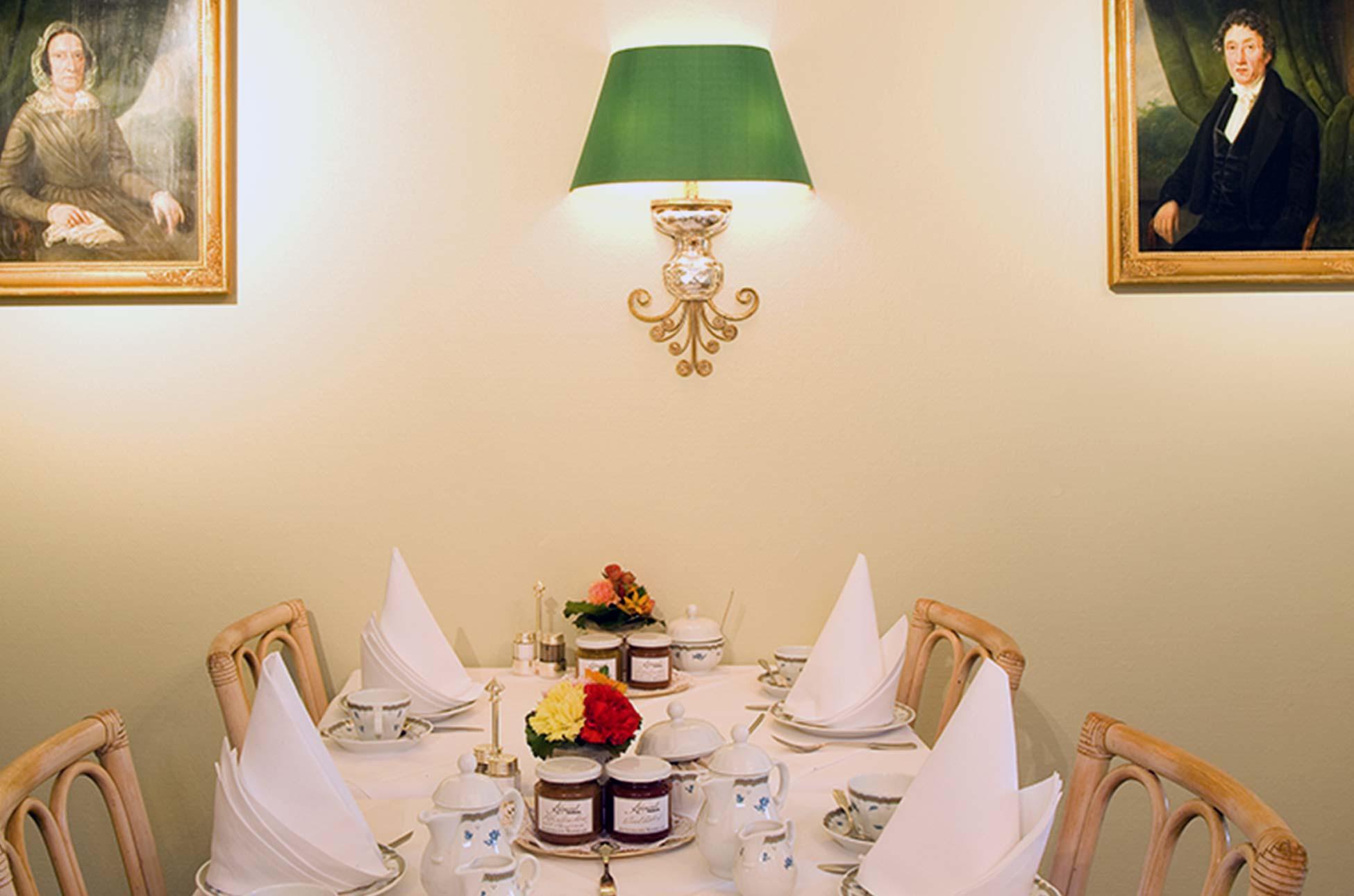 Frühstücksraum | Hotel Admiral München