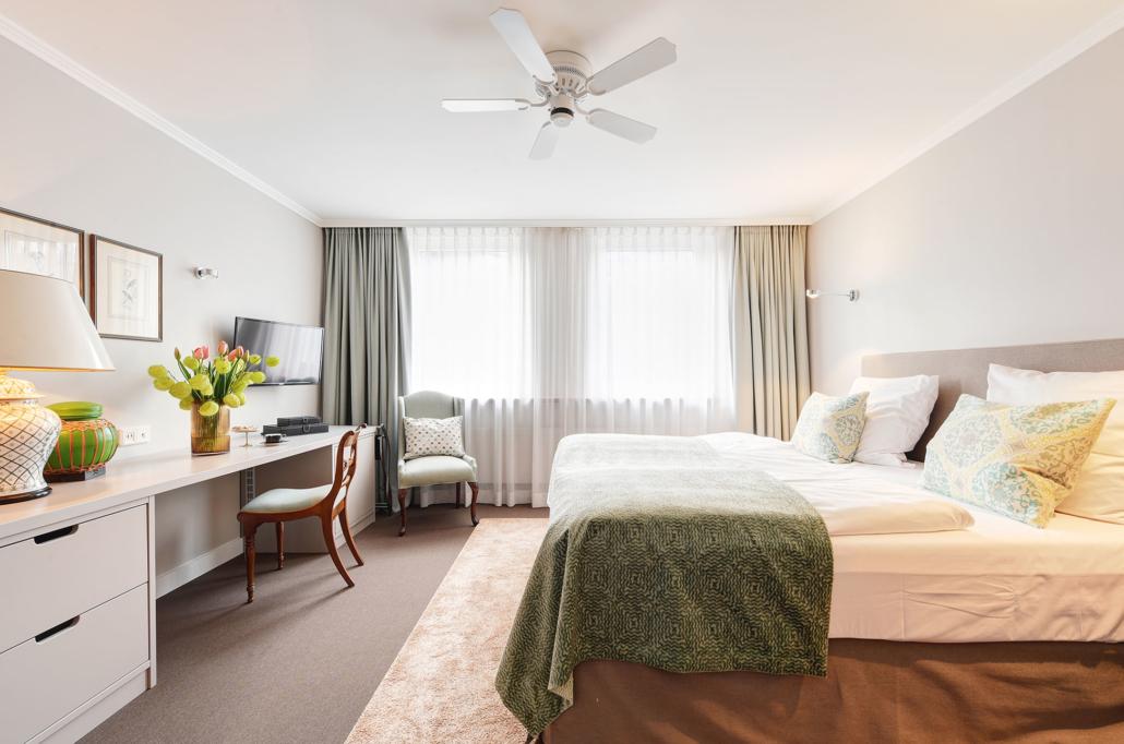 Hotel Admiral München | Superior Zimmer | Doppelzimmer