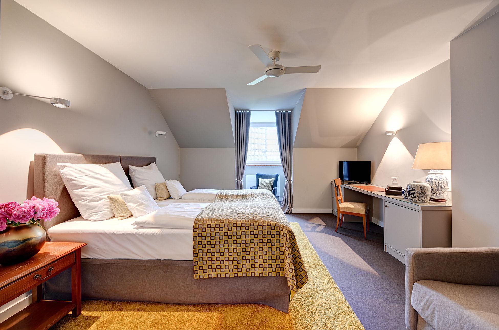 Hotel Admiral München | Superior Zimmer | Suite